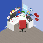 Improve worker wellbeing with better office designs