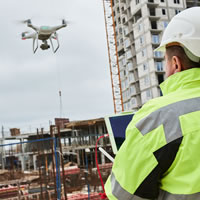 Are drones the future on construction sites?