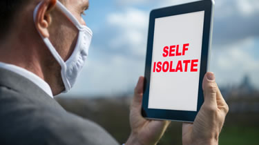 Government increases fines for failing to self-isolate and reinstates work from home advice